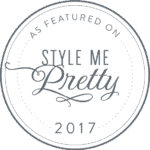 Seen In Style Me Pretty
